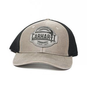 Carhartt Men's Meshback Premium Cap